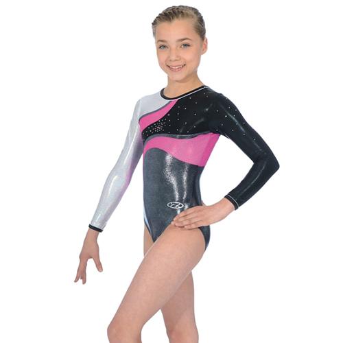 the-zone-venus-z371-long-sleeved-gymnastic-leotard-  sc 1 st  Dance Wear & The Zone VENUS Z371 long sleeved Gymnastic Leotard | World of Dance UK