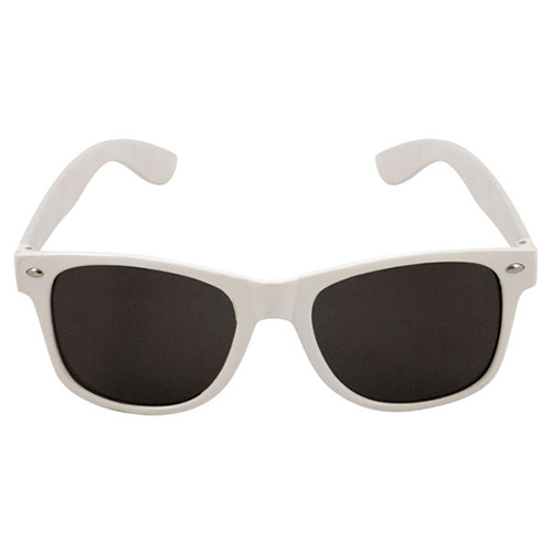 Specs: White Framed Dark Glasses | World of Dance UK