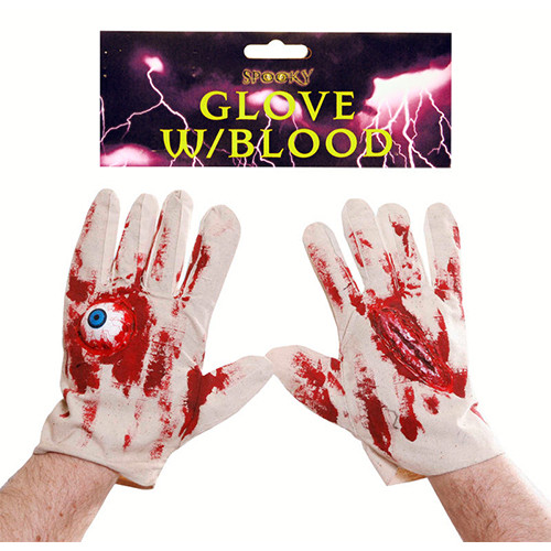 Blood Gloves