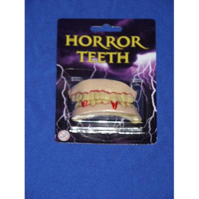 teeth fangs bld