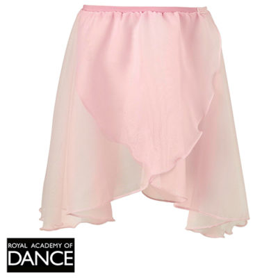 New Freed of London RAD voile skirt white /& Pink