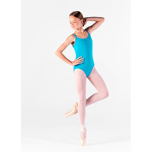 41b7b88b1be2 So Danca Girls E-10865 Camisole Dance Leotard with multi strap back ...
