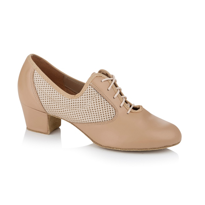 5a23a5ecf0f Freed of London Venice Ladies Leather Practice Dance Shoes 1 1/2