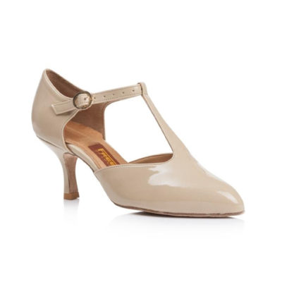 American Smooth Shoes Nude LR a