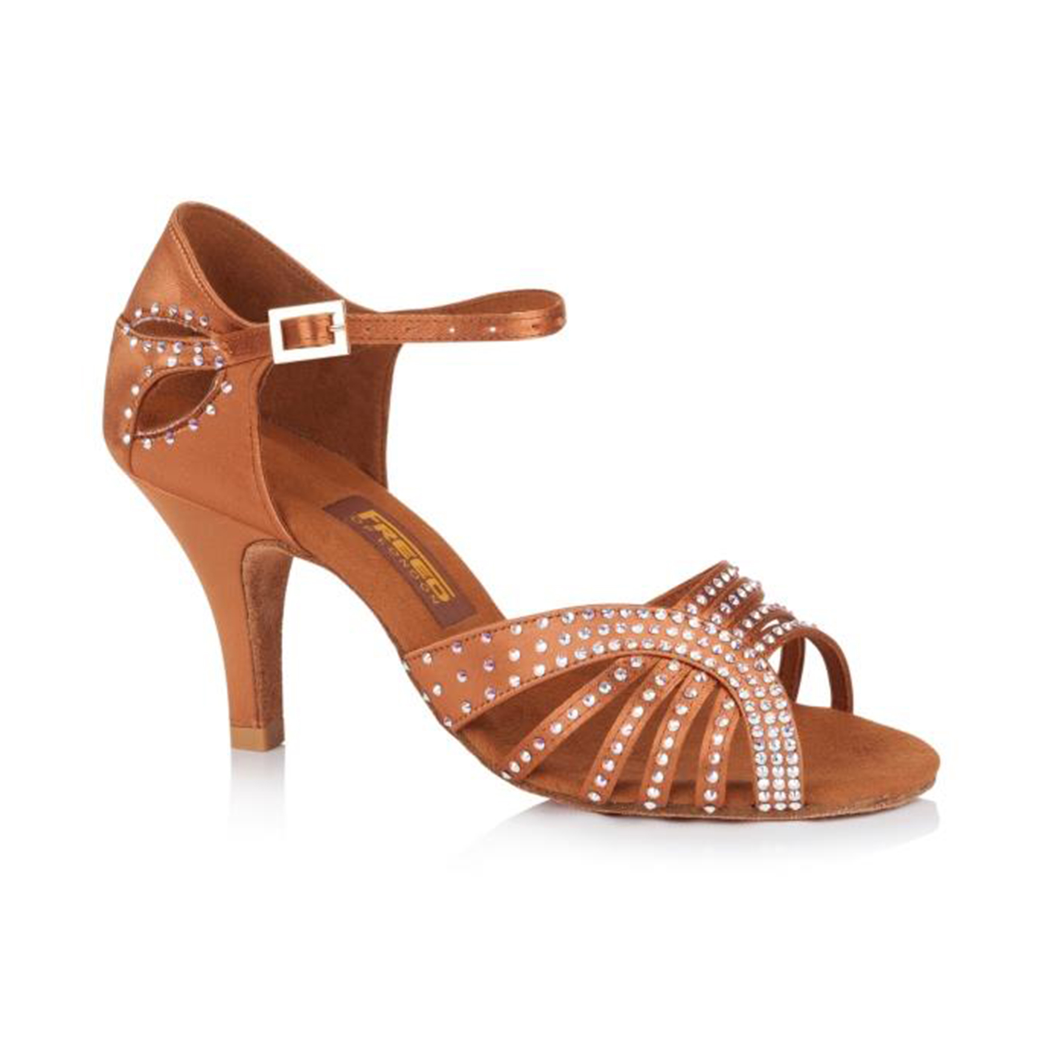134f08d45 Freed of London Dina Dance Shoes 3″ straight Heels